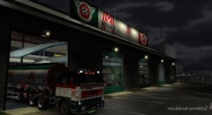 DAF F241 Moller Skin V1.1 for Euro Truck Simulator 2