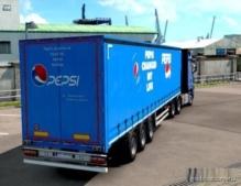 Pepsi Skin Version [1.35 – 1.37] for Euro Truck Simulator 2