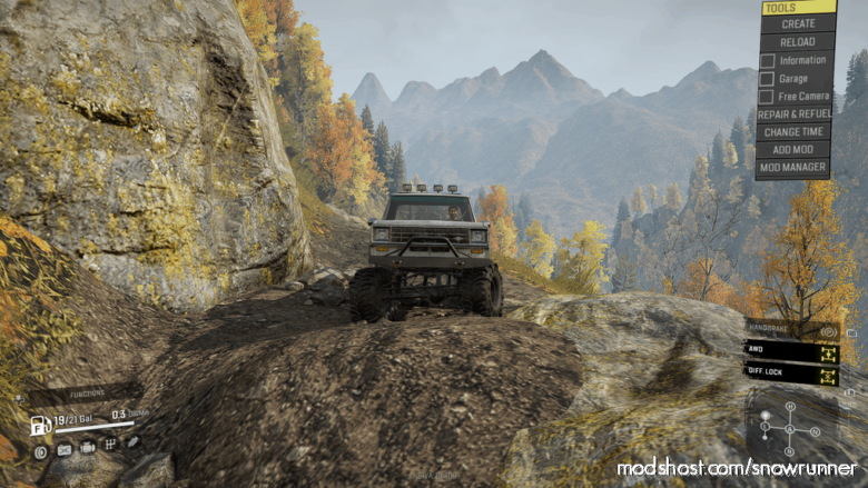 Western Mass Wheeling (WIP) V0.16 for SnowRunner