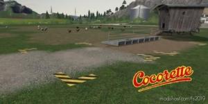 NO Fences Chicken Cocorette V1.5 for Farming Simulator 19
