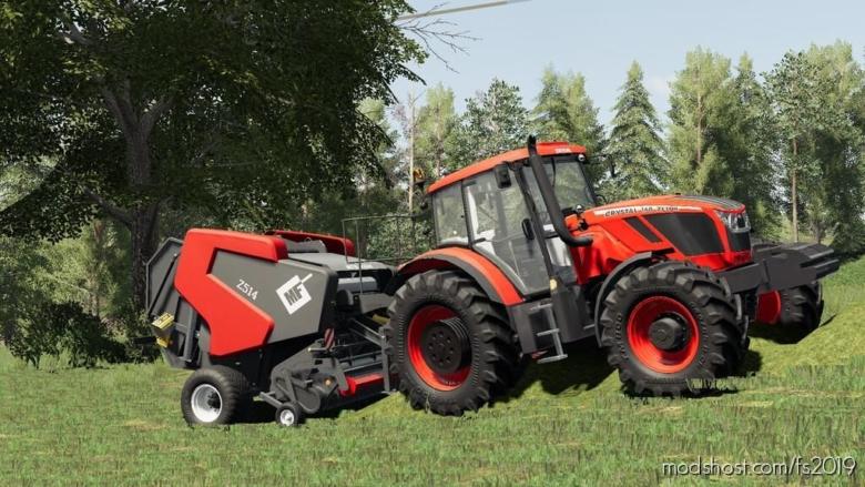 Metalfach Z514 for Farming Simulator 19