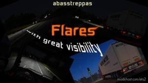 Abasstreppas Flare Pack V1.4.1 Fixed [1.35 – 1.38] for Euro Truck Simulator 2