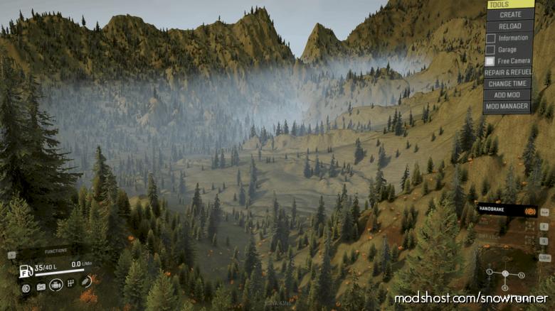 PXL & Fatboy Team Build V1.01 for SnowRunner