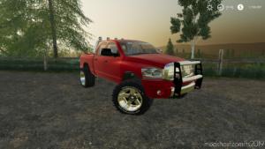 2007 Dodge RAM for Farming Simulator 19