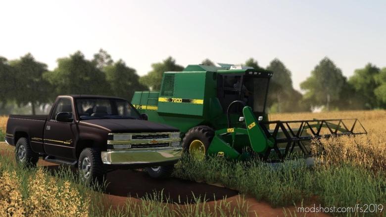 Silverado for Farming Simulator 19