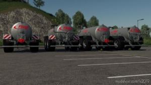 Fliegl VFW 14000 for Farming Simulator 19