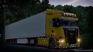 Scania R560 V8 Custom [1.37] for Euro Truck Simulator 2