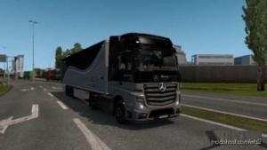 Mercedes AMG Petronas F1 2020 Skin Pack for Euro Truck Simulator 2