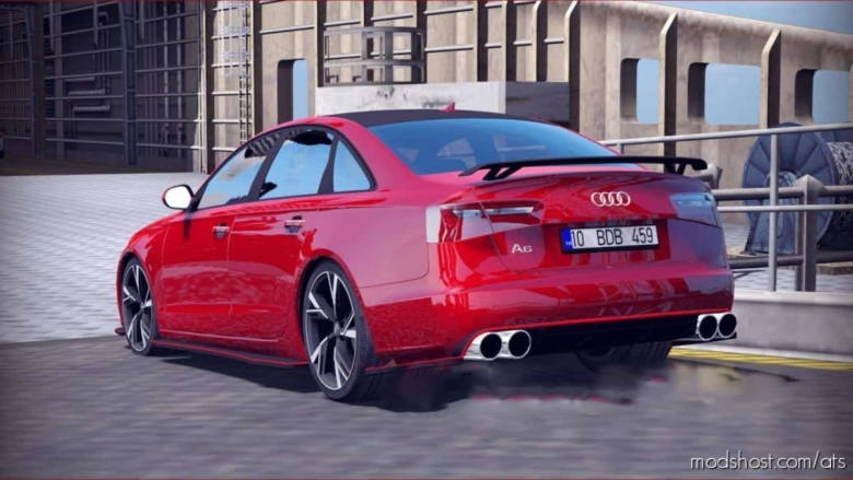 Audi A6 Stance V1.1 for American Truck Simulator