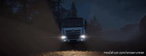 Tatra Truck Phoenix V1.0.1 for SnowRunner