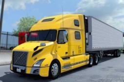 Volvo VNL 2019 Truck V2.25 [1.38] for American Truck Simulator