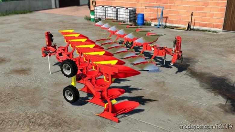 Pottinger Servo 35 for Farming Simulator 19