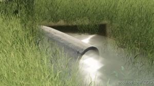 Concrete Pipe (Prefab) for Farming Simulator 19