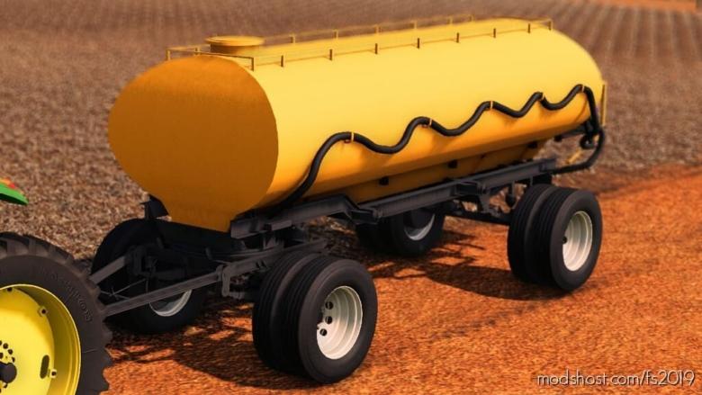 Utility Tank for Farming Simulator 19