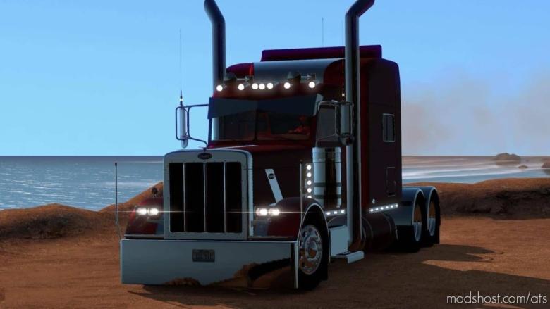 Peterbilt 389 Modified Truck V2.2.6 [1.38] for American Truck Simulator