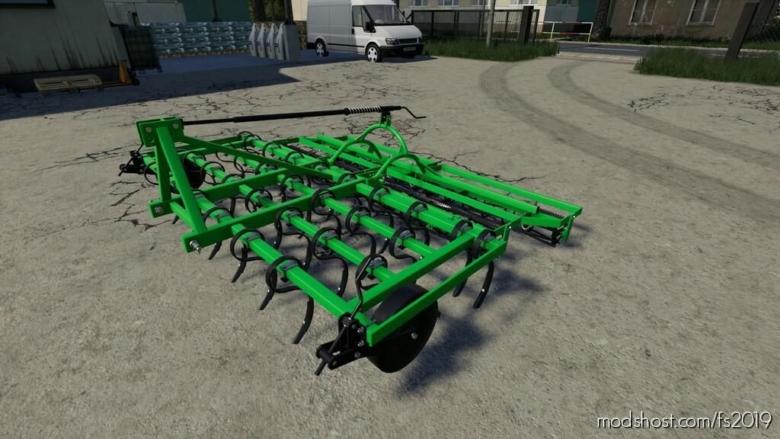 Bomet U725 for Farming Simulator 19
