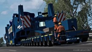 Mega Trafo Special And Regular Transport V2.0 for Euro Truck Simulator 2