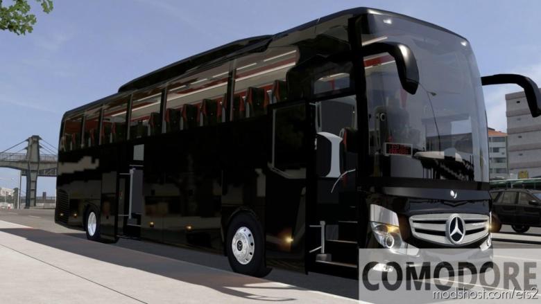 MB Travego 15-16 SHD 2020 Euro 6 V2 [1.38.X] for Euro Truck Simulator 2