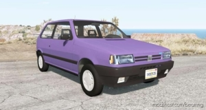 Fiat UNO 3-Door (146) 1991 for BeamNG.drive