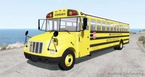 Dansworth D1500 (Type-C) School BUS V9.2 for BeamNG.drive