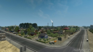Road To Aral – A Great Steppe Addon 1.2B for Euro Truck Simulator 2