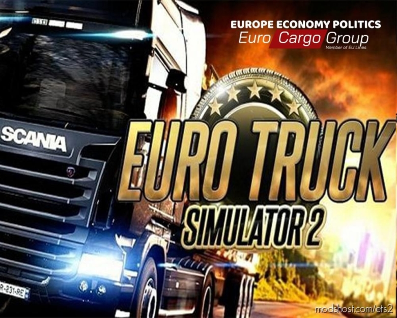 Europe Economy Cargo Politics for Euro Truck Simulator 2