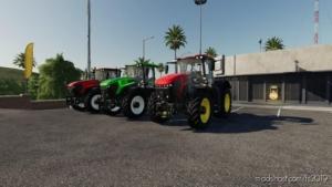 JCB Fastrac 8330 Tuning V1.1 for Farming Simulator 19