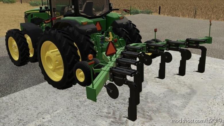 John Deere 915 V-Ripper Series for Farming Simulator 19