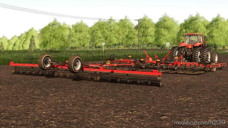 CaseIH 110 Crumbler for Farming Simulator 19