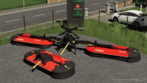 Kverneland Mower Pack for Farming Simulator 19
