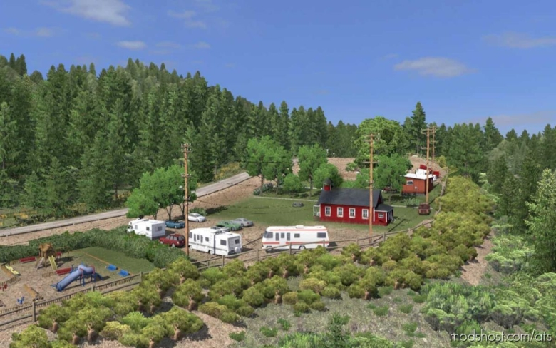 Bellingham Heights Improvements V3.1 [1.37]+ for American Truck Simulator