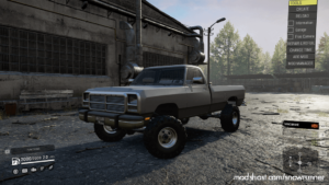 Frog's 1ST GEN Dodge RAM for SnowRunner