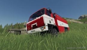 Tatra 815 CAS32 Hasici for Farming Simulator 19