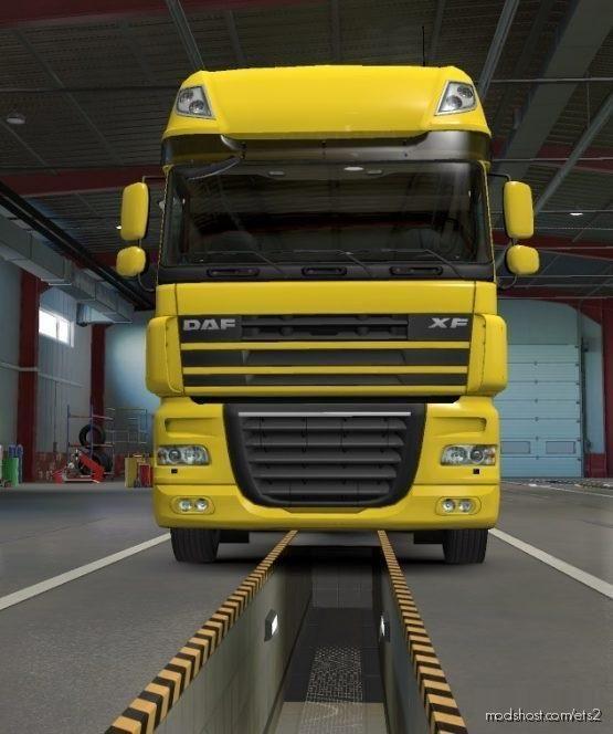 DAF Trucks | Sound | L6 for Euro Truck Simulator 2