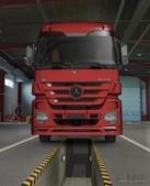 Mercedes-Benz Trucks | Sound | L6 for Euro Truck Simulator 2