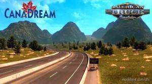 CanaDream – V2.11 [1.38] for American Truck Simulator