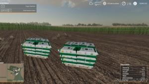 Millennial Seed Pallets for Farming Simulator 19
