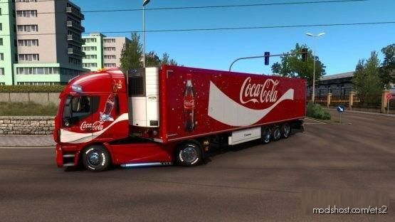 Coca Cola Combo Pack for Euro Truck Simulator 2