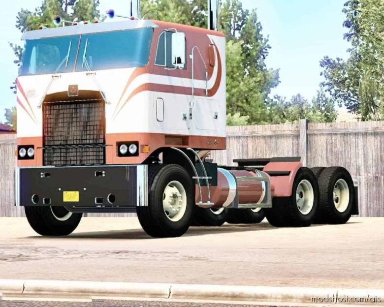 Diamond REO Royale Truck Beta for American Truck Simulator