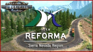 Sierra Nevada V2.2.24 [1.38.X] for American Truck Simulator