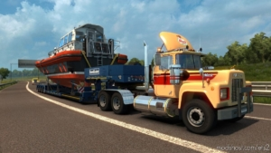 Mack R Series V1.6 [1.38.X] for Euro Truck Simulator 2