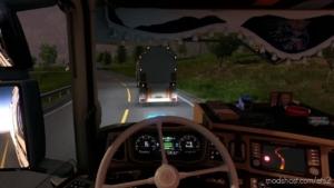 Scania V8 Openpipe Crackle V13 [1.38] for Euro Truck Simulator 2