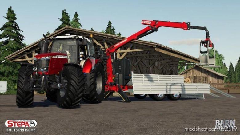 Stepa FHL13 – Pritsche for Farming Simulator 19