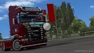 Scania Streamline Custom Turkish [1.37.X] for Euro Truck Simulator 2