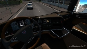 Scania R 2009 Topline & Streamline Interior for Euro Truck Simulator 2