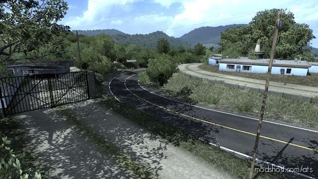 Viva Mexico V2.5.7 [1.38.X] for American Truck Simulator