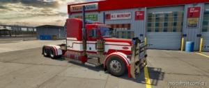 Peterbilt 389 V2 By Viper2 Skin Pack for American Truck Simulator