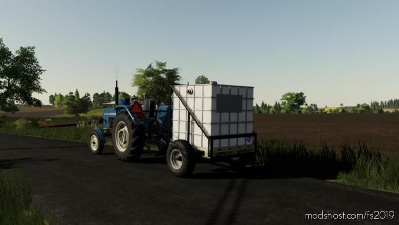 Lizard Water for Farming Simulator 19