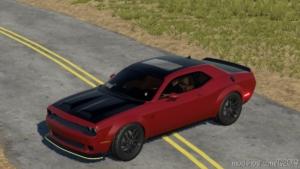 2020 Dodge Challenger Widebody V3.0 for Farming Simulator 19