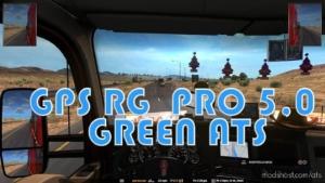 GPS RG PRO Blue V5.0 for American Truck Simulator
